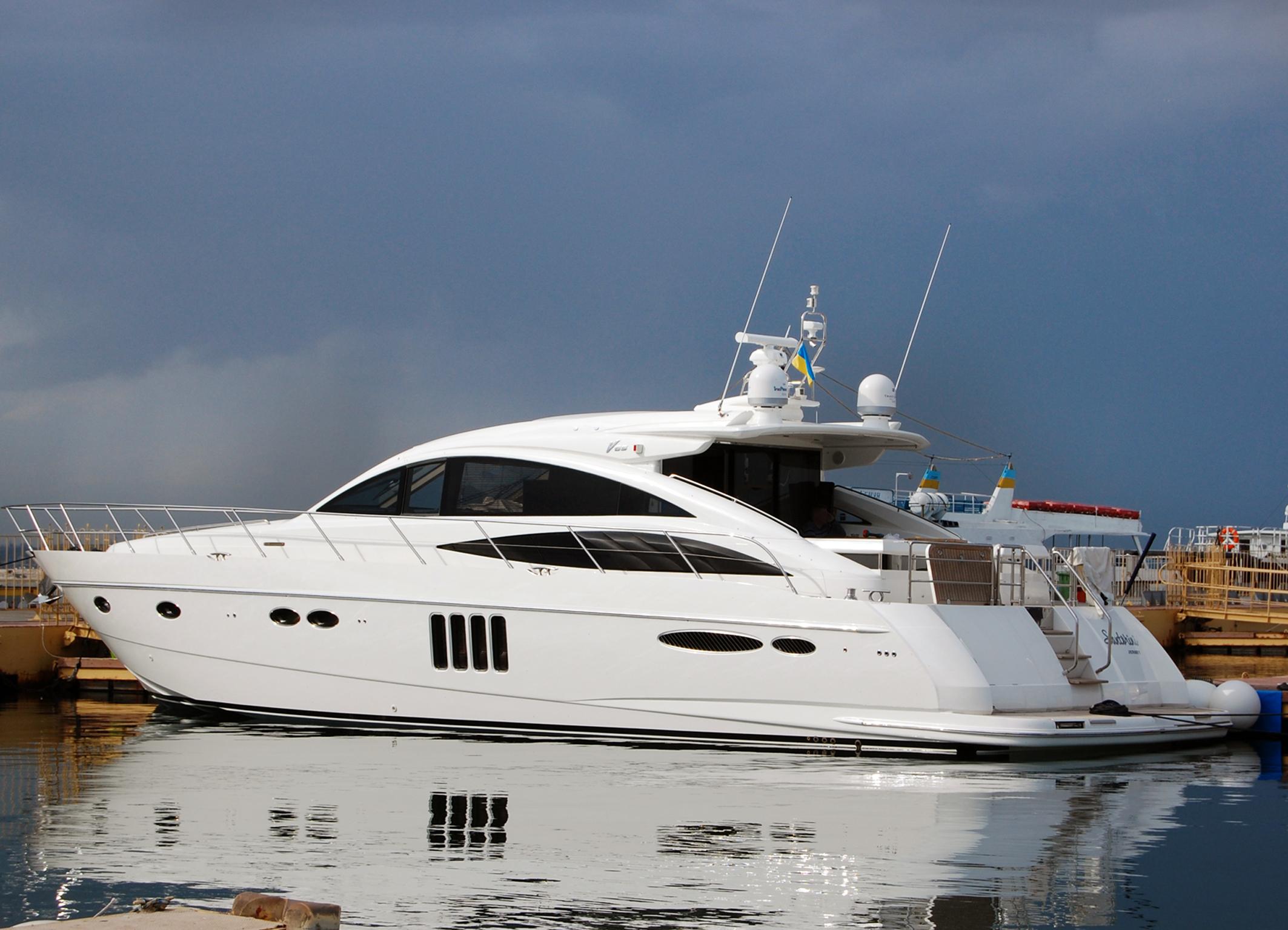 Sport Yacht 20m