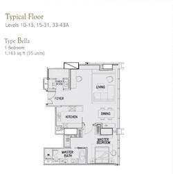 Ritz Carlto Type Bella 1 Bedroom.jpg