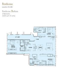 Ritz Carlton Penthouse Type Barbera 3 Bedroom.jpg