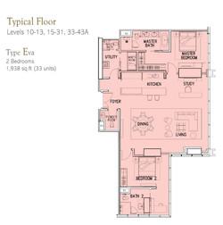Ritz Carlton Type Eva 2 Bedroom.jpg