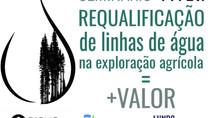 Seminário de Requalificação de linhas de água | 14 de fev | Beja