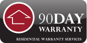 Free 90-day warranty with every home insection