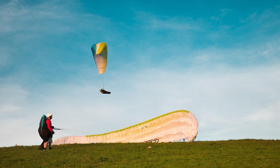 极限跳伞挑战