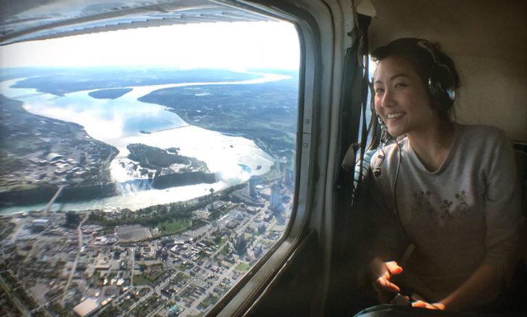 尼亚加拉大瀑布飞行自驾观光