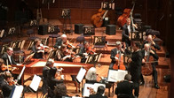 Leading the San Francisco Symphony in Marcello Concerto