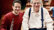 Bach Double with Itzhak Perlman
