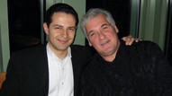 With Pinchas Zukerman in Chicago