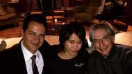 With Yuja Wang and Michael Tilson Thomas