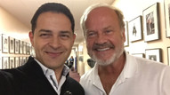 With Kelsey Grammer