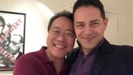 With Yo Yo Ma, San Francisco