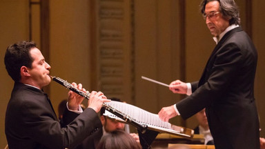 Martinu Concerto premiere with Chicago Symphony