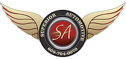 SUPERIOR AUTOMOTIVE Logo