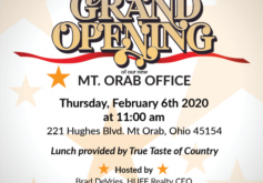 Huff Realty Grand Opening – Mount Orab
