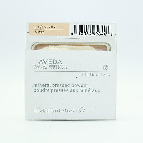 Mineral Pressed Powder-Honey