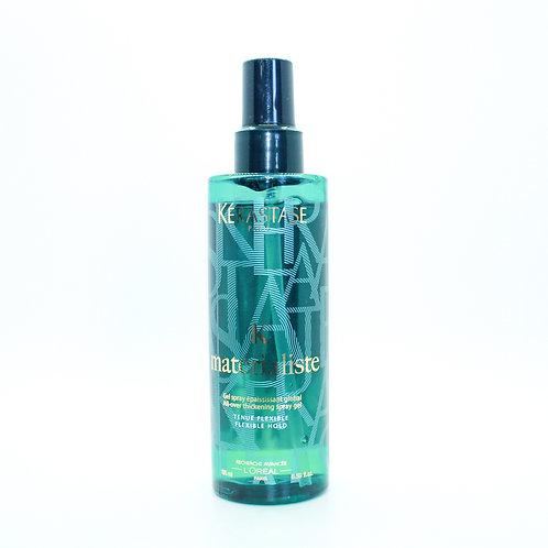 Materialiste- Gel spray