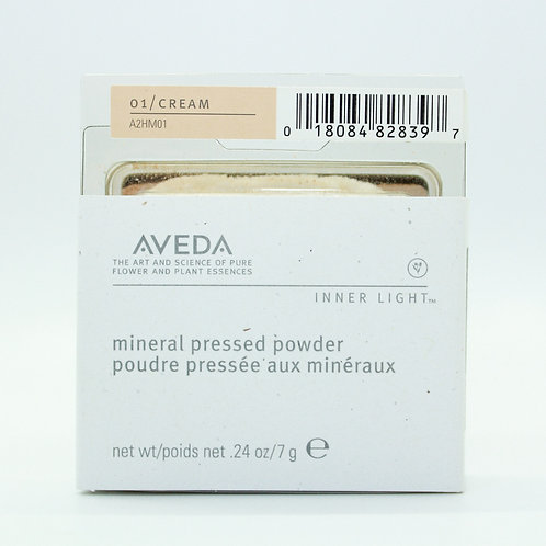 Mineral Pressed Powder-Cream