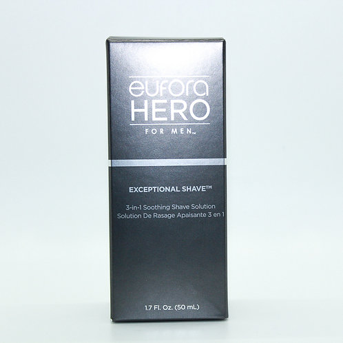 Eufora Hero- Exceptional Shave 3-in-1