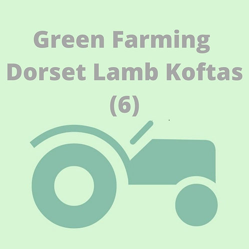 Dorset Lamb Koftas (6)