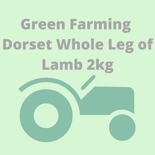 Dorset Whole Leg of Lamb 2kg
