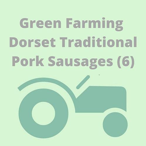 Dorset Traditional Pork Sausages (6)