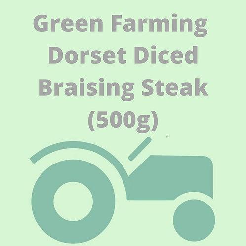 Dorset Diced Braising Steak (500g)