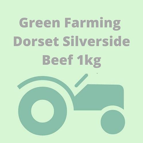 Dorset Silverside Beef 1kg