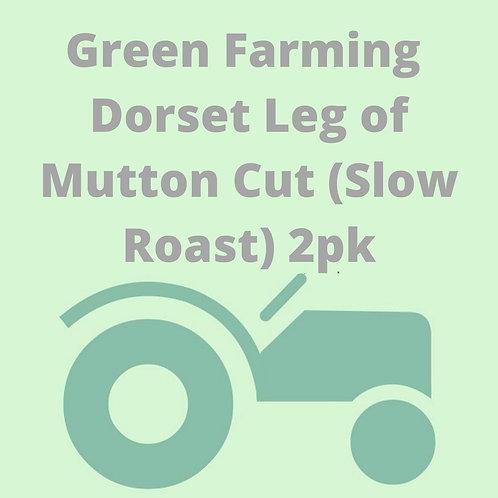 Dorset Leg of Mutton Cut (Slow Roast) 2pk