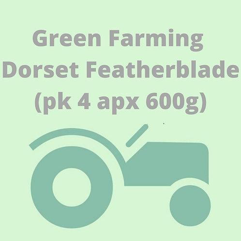 Dorset Featherblade (pk 4 apx 600g)