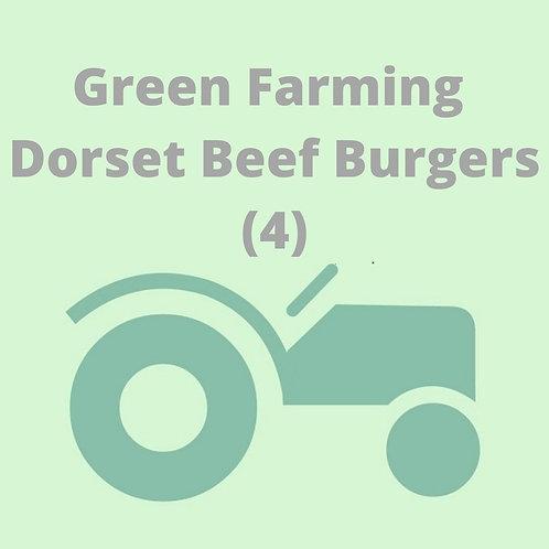 Dorset Beef Burgers (4)