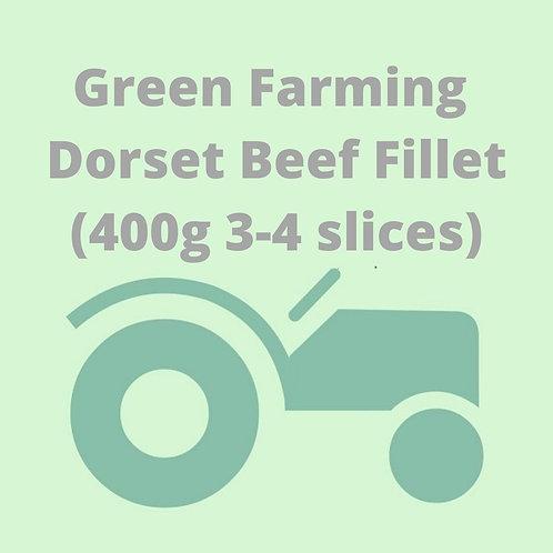 Dorset Beef Fillet (400g 3-4 slices)