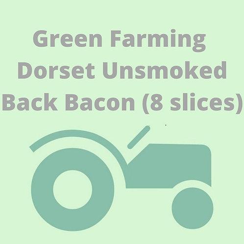 Dorset Unsmoked Back Bacon (8 slices)