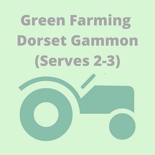 Dorset Gammon (Serves 2-3)