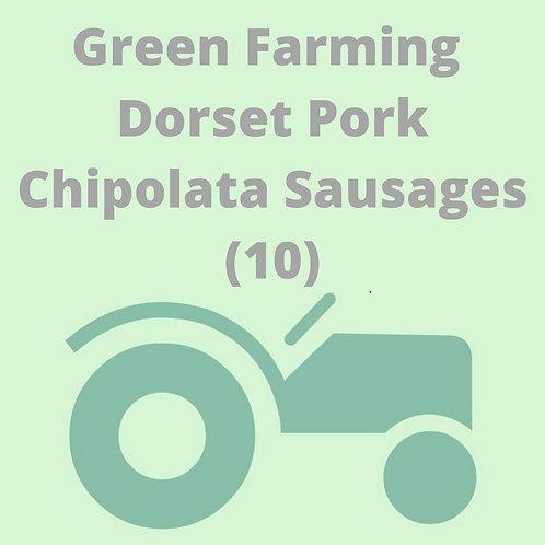 Dorset Pork Chipolata Sausages (10)