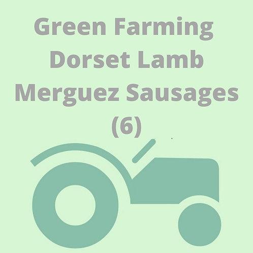 Dorset Lamb Merguez Sausages (6)