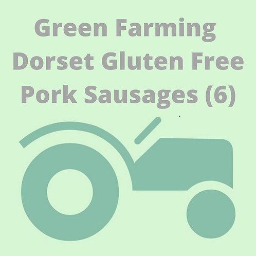 Dorset Gluten Free Pork Sausages (6)