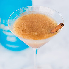 Coconut Pumpkin Martini