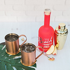 Apple Cinnamon Mule