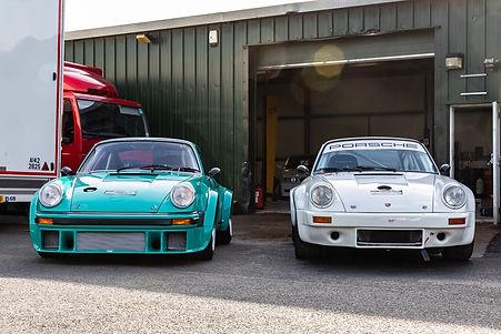 001_Porsche 934 Turbo RSR & Porsche 911