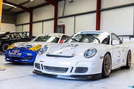 001_Porsche 997 GT 3 Cup for hire
