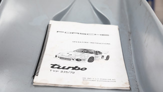 Porsche 935 Turbo Build Manual