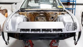 Porsche 924 Turbo Build