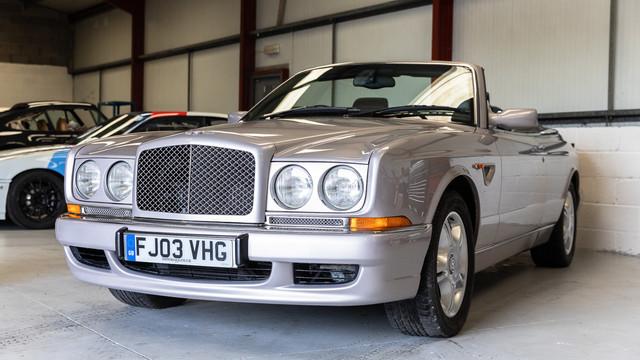 Bentley Azure 2003 for hire