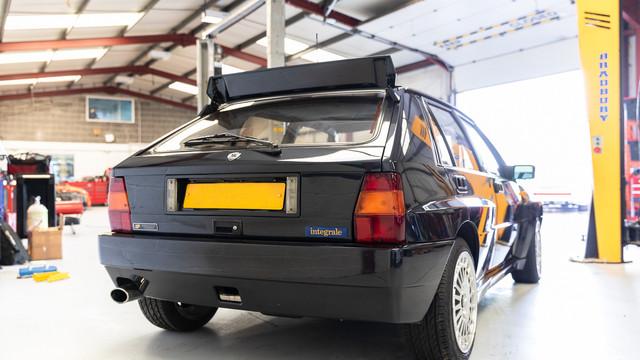Lancia Integrale for hire