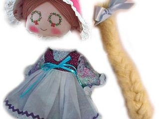 Can a 5 year old create her own doll?