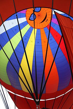 Quechee Balloon Festival Fantastic