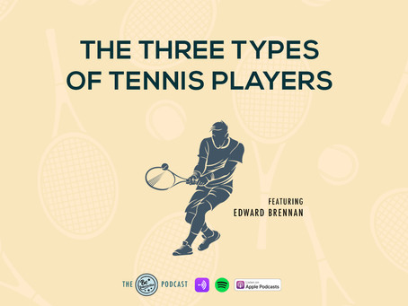 The Three Types of Tennis Players