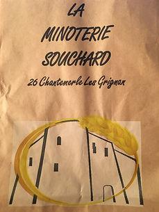 Minoterie Souchard, Chantemerle les Grignan