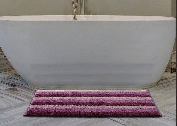 TAPPETO BAGNO LINES