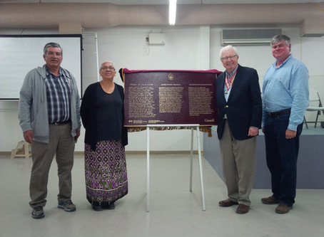 Renewing on Middle Ground: the Relevance for Canada of Moose Factory's History.