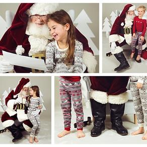 Santa Session - Ramstein Family Photographer